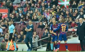 Amit szabad a Barcelonának, azt nem szabad a Leganésnek