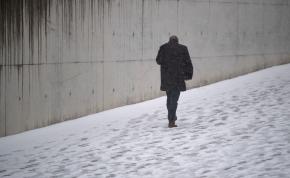 Lecsap a tél a hét utolsó munkanapjára