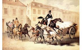Ő volt  a magyar ördöglovas, aki kastélyok emeleteiről ugrálgatott le a lovával