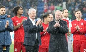 Botrányos Bundesliga-forduló a Bayern München ultráinak vezetésével – videó