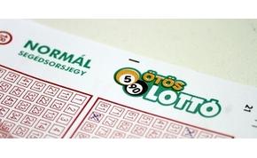 Páratlan számok: tovább dagad az ötös lottó rekordnyereménye