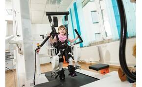 Robotika: áttörés érhető el a gyermekek rehabilitációjában?