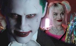 Joker is szerepelt a Harley Quinn-filmben, de nem Jared Leto játszotta