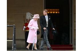 Harry könnyezve búcsúzott el a suttogó királynőtől