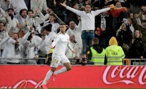 Hatékonyabb, mint Ronaldo, mégis alig játszik a Real Madridban