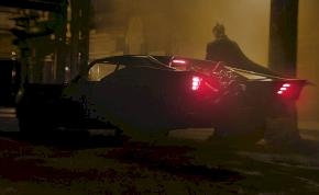 Leleplezték az új Batmobilt – képek