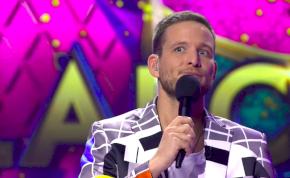 Hoppá: ez a felvétel kimaradt az Álarcos énekesből - videó