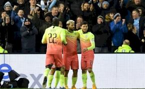 "Agüero egyre közelebb Manchester ""uralmához"""