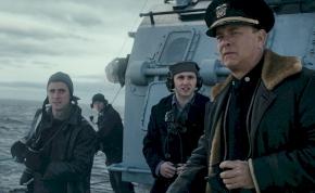 Tom Hanks nácik ellen vonul, befutott a Greyhound előzetese – videó