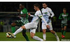 Ünnepi pillanatban rúgott gólt a Ferencváros a ZTE-nek, de nem tudott nyerni – videók
