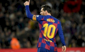 Messi mentette meg a Barcelonát a Sociedad ellen – összefoglaló