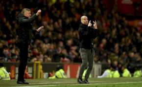 A Manchester United megverte Pep Guardiola City-jét – videó