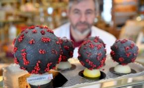 Innentől meg is lehet enni a koronavírust – videó