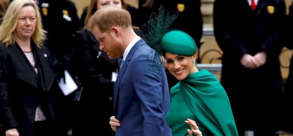 Harry és Meghan utolsó, hivatalos eseményükön jelentek meg