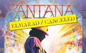 A koronavírus miatt mondta le budapesti koncertjét Carlos Santana