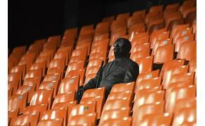 """Egy """"néző"""" azért volt a Valencia–Atalanta zártkapus BL-mérkőzésen"""