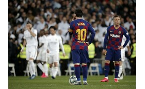 Két bajnokság kivételével leáll a teljes spanyol futballélet