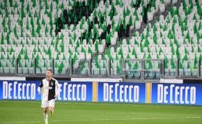 Koronavírusos lett a Juventus válogatott labdarúgója, karanténba kerülhetnek Ronaldóék
