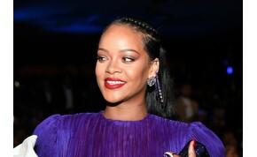 Rihanna új fotósorozata nem sok mindent bíz a képzeletre