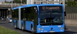 Koronavírus: komoly változás lép érvénybe a BKK buszjáratain