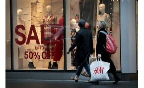 Üzletei bezárására kényszerül a H&M