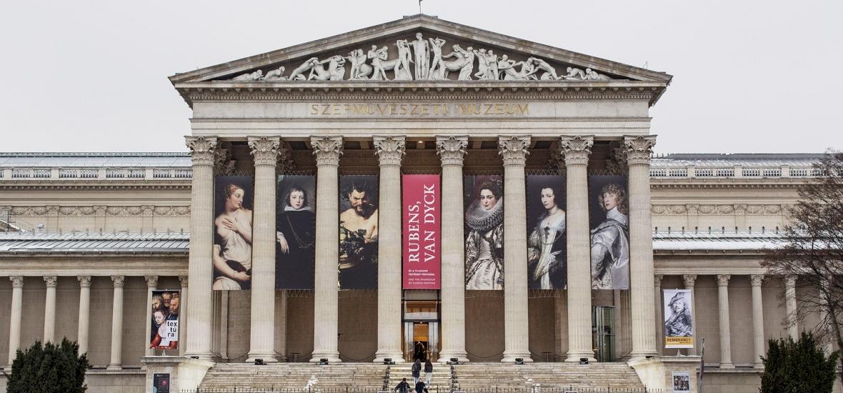 Keddtől bezár a Szépművészeti Múzeum és az összes tagintézménye