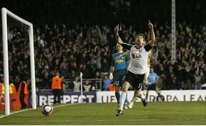 Főszerepben Gera Zoltán: tíz éve verte a Fulham a Juventust – videó