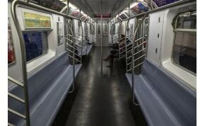 Így kell biztonságosan metrózni a koronavírus-járvány alatt