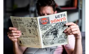 35 éve ejtette ki a Vidi a Manchester Unitedet az UEFA Kupából – videó