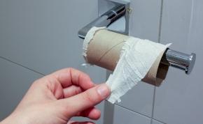 Pánikolsz a WC-papír miatt? Ez az oldal megmondja, hogy meddig tart ki a készleted!