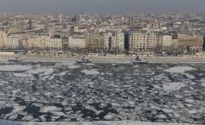 10-15 fokkal hidegebb levegő tör be Magyarországra
