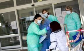 Egy nap alatt 30 százalékkal nőtt a fertőzöttek száma hazánkban