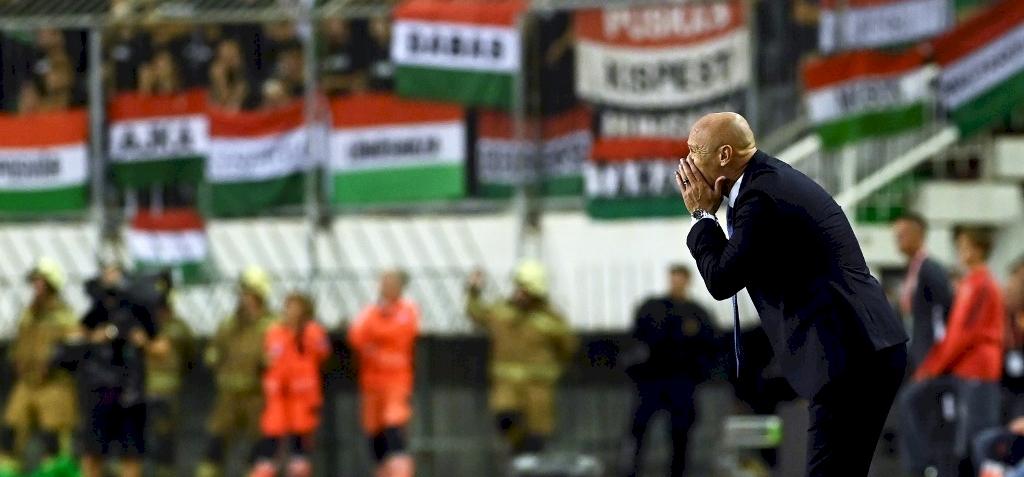 A magyar válogatott nem lép pályára Bulgária ellen az Eb-pótselejtezőn?
