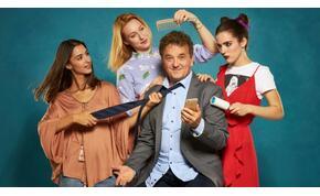 Fergeteges, új sorozatot indít az RTL Klub Scherer Péterrel