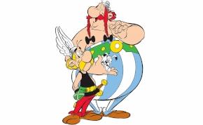 Elhunyt az Asterix-képregények rajzolója