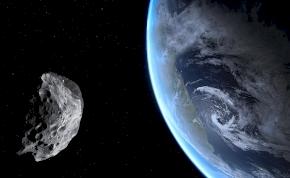 """A héten egy """"potenciálisan veszélyes"""" aszteroida fog elhaladni a Föld mellett"""