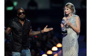 Újabb botrányba keveredett Kanye West és Taylor Swift: kinek van igaza?