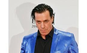 Az intenzív osztályon ápolják a Rammstein énekesét