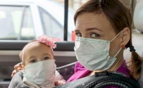 Már 408 fertőzött van Magyarországon, még két idős beteg hunyt el