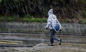 Kegyetlen időjárásunk lesz, országos fagy közelít