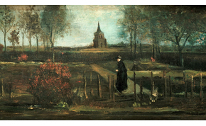 Kilopták Vincent van Gogh egyik festményét egy holland múzeumból