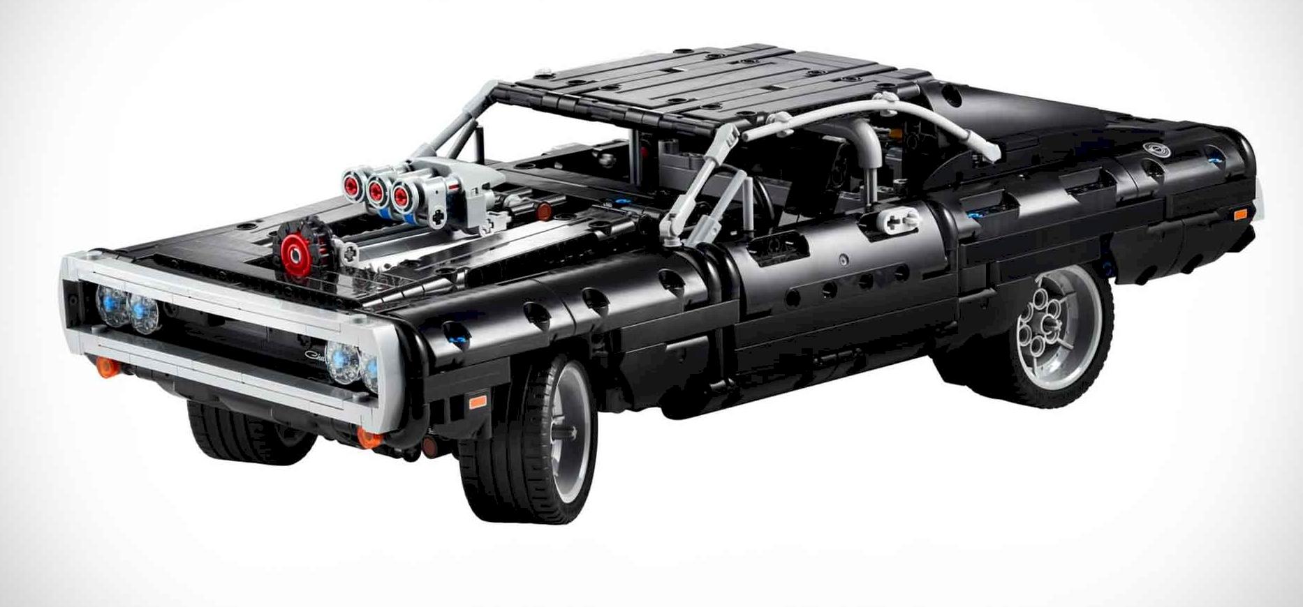 Most már Legóból is megépítheted a Halálos iramban kocsiját