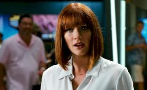 A Jurassic World bombázója olyan áprilisi tréfát tolt, hogy még a stúdió is bevette – kép