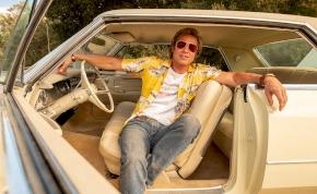 Brad Pittnek még Tarantino sem mondhatja meg, hogyan vetkőzzön