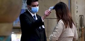 Hazánkban 623 koronavírus-fertőzött van, újabb öt beteg hunyt el