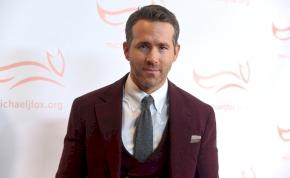 Ryan Reynolds simán megenné az anyósát, ha eldurvulna a karantén – videó