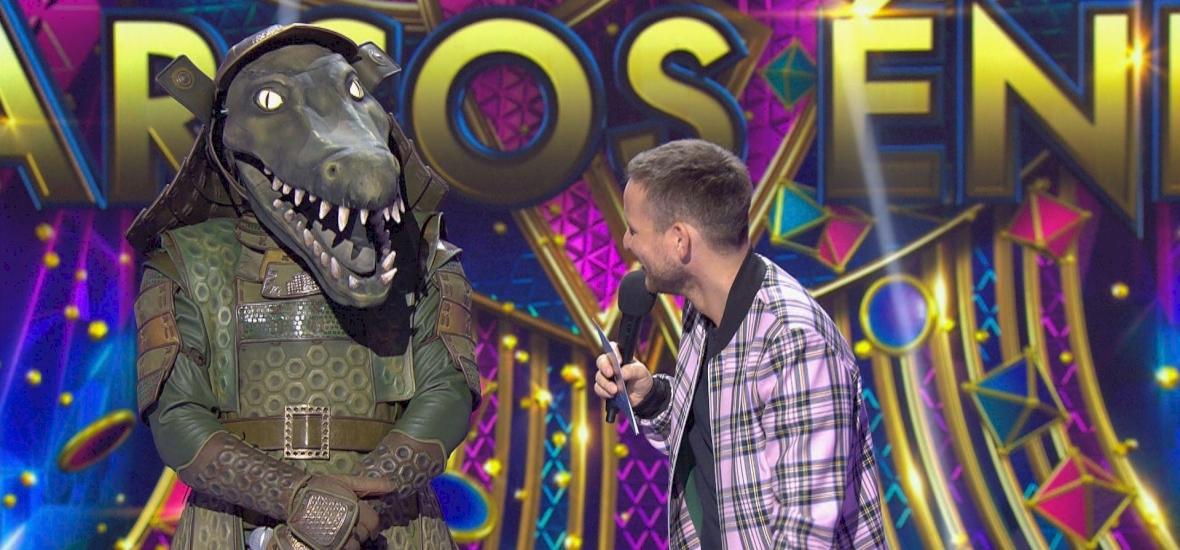 Álarcos énekes: fény derült a Krokodil titkára