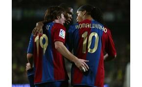 Xavi elárulta, hogy Lionel Messi miben jobb Ronaldinhónál