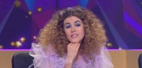 Álarcos énekes: Csobot Adél eddig bírta, letámadta a Nyuszit – videó