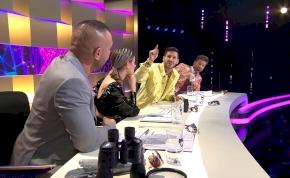Álarcos énekes: Laci úgy beszólt Petinek, hogy kivágták az adásból
